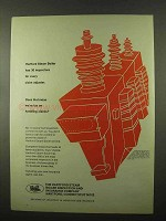 1966 Hartford Steam Boiler Inspection and Insurance Ad - 30 Inspectors
