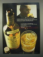 1966 Seagram's V.O. Whisky Ad - A Short Course