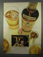 1966 Seagram's V.O. Whisky Ad - Successful Party