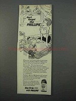 1966 Phillips Milk of Magnesia Ad - Don't Forget