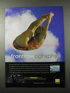 2004 Nikon Coolpix 8700 Camera Ad - Frontrowography