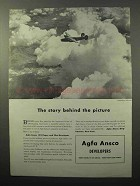 1943 Agfa Ansco Developers Ad - The Story Behind