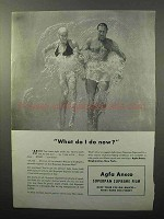 1943 Agfa Ansco Superpan Supreme Film Ad!