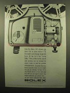 1961 Bolex 18-5 Projector Ad - Any Film in Slow Motion