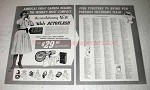 1959 Walz Autoflash Flash Ad - Americas Camera Dealers