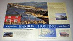 2002 American Cruise Lines Ad - New England