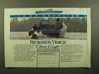 1987 Chirs-Craft 19BR Cavalier Boat Ad - Recreation