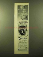 1956 Sekonic Leader Exposure Meter Ad - All it Takes