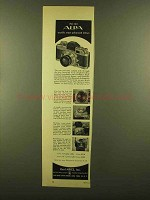 1953 Alpa Cameras Ad - Most Advanced 35mm