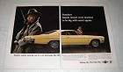 1966 Chevrolet Impala SS Sport Coupe Ad - Secret Agents