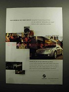 2006 Mercury Milan Car Ad - Once the Tardy Couple