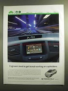 2001 Toyota Prius Car Ad - Engineers Tend to Get Bored
