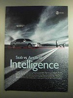 1999 Saab 9-5 Car Ad - Saab vs. Artificial Intelligence