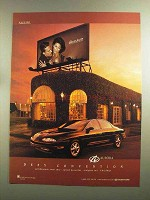 1999 Oldsmobile Aurora Car Ad - Defy Convention