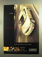 1999 Lincoln LS Car Ad - Salivating?