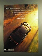 1997 Oldsmobile Aurora Car Ad - Tight, Muscular Body