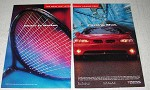 1997 Pontiac WideTrack Grand Prix Ad - Passing Shot