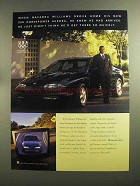 1996 Oldsmobile Aurora Ad - Knew He Had Arrived