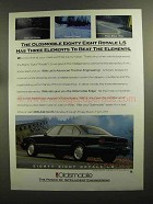 1992 Oldsmobile Eighty Eight Royale LS Car Ad