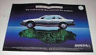 1983 Honda Prelude Ad - Beauty Beneath the Surface