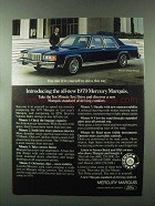 1979 Mercury Grand Marquis Ad - You Owe Yourself