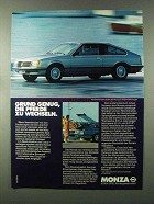 1979 Opel Monza Ad - In German