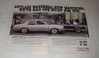 1980 Oldsmobile Cutlass Ad - Watchers, Stop Watching