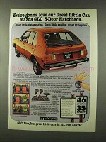 1977 Mazda GLC Ad - Gonna Love Our Great Little Car