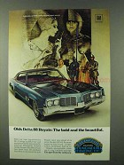 1969 Oldsmobile Delta 88 Royale Ad - Bold and Beautiful