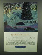 1945 Studebaker Cars Ad - A Christmas to Remember