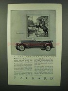 1926 Packard Cars Ad - Performance