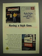1966 United Delco Service Ad - Having a High Time