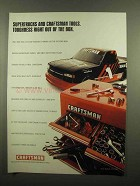 1996 Craftsman Tools Ad - Supertrucks Toughness