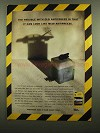 1993 Prestone Antifreeze Coolant Ad - Trouble With Old