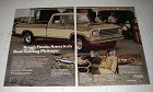 1979 Ford Pickup Trucks Ad - Tough Fords