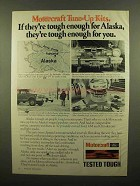 1977 Motorcraft Tune-up Kits Ad - Tough for Alaska