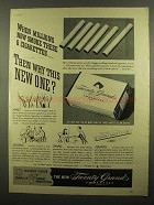 1942 Twenty Grand Imperials Cigarettes Ad
