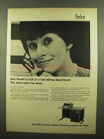 1965 Friden 5010 Computyper Ad - Billing Department