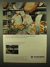 1965 Eastern Airlines Ad - Dinners By Voisin