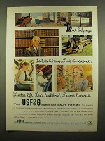 1965 USF&G Insurance Ad - Lee's Lodgings