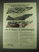 1967 Tennessee Development Ad - Supersonic Wind Tunnels
