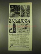 1967 Greater Cincinnati Chamber of Commerce Ad