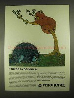 1967 Fruehauf Corporation Ad - It Takes Experience