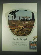 1967 Keep America Beautiful Ad - America the Ugly?