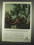 1967 Weyerhaeuser Forest Products Ad - Genesis 2010