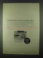 1967 Warner & Swasey 300 Hydro-Scopic Ad - Dow-Jones