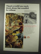 1967 International Harvester Truck Ad - Think About