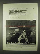 1967 Dodge Truck Ad - 5-year or 50,000-mile Engine