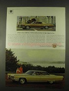 1967 Cadillac Sedan De Ville and Fleetwood Eldorado Ad