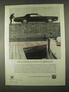 1967 Cadillac Fleetwood Eldorado Ad - Be All Business?